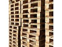 Pallets and firewood wanted
