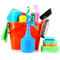 Tired of cleaning? Too busy for housework? Then let me do it!