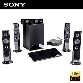 Sony BDV-N7200W 5 1-Channel 1200W 3D Blu-ray 4k Upscaling, WLAN, Smart TV,  Bluetooth, Wireless spk | in Barking, London | Gumtree