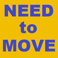NEED TO MOVE?