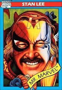 1990 MARVEL UNIVERSE SERIES 1 BY IMPEL SINGLES