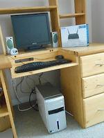 Windows 7 Desktop Computer/Legitimate Software/& Accessories