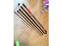 Browning Carp & Carbo Contest Fishing Rod Pole Whip 7m.