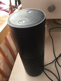 Amazon Echo. One Month Old. Will Swap For Google Home