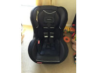 Fisher Price car seat 0 - 1 year as new