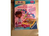 Doc McStuffins Doc's medicine bag game for children