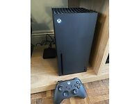 Xbox series X (swap for gaming pc can add cash)