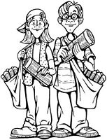 Walking Newspaper Carriers Wanted