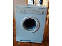 Tricity Bendix, Reverse Action, TM551, Tumble Dryer, 6KG, Vented, Polar White