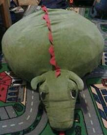 Dinosaur / dragon inflatable seat