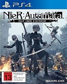 Nier  Automata PS4 Game (Wanted) Bellbird Park Ipswich City Preview