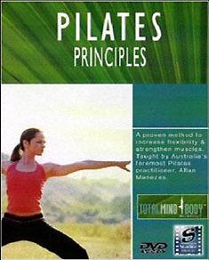 PILATES PRINCIPLES - DVD - REGION 2 UK