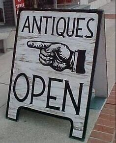 ANTIQUES TO NEW EVERYTHING
