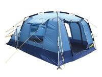 Full Camping Set - Khyam Chatsworth easy erect tent plus lots more