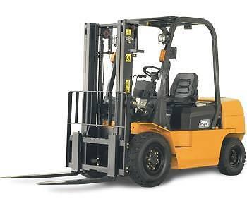 Eagle HC 2.5 tonne Diesel Forklift Glamorgan Vale Ipswich City Preview