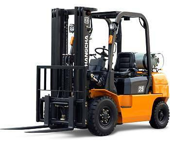 Eagle HC 2.5 tonne LPG Forklift Glamorgan Vale Ipswich City Preview