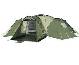 LICHFIELD CREEK LARGE 4 MAN TENT VERY GOOD CLEAN CONDITION