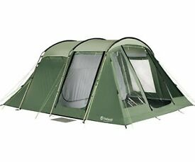 Outwell Wyoming 4 Man Tent and Accessories (Complete Camping for Family)
