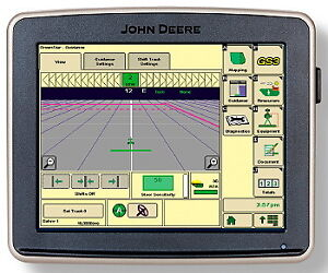John Deere GS3 2630 display incl autotrac activation and SF3000