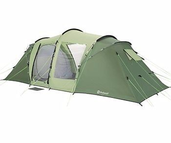 Outwell Iowa L 6 person family tent with footprint plus Vango extension canopy  sc 1 st  Gumtree & Outwell Iowa L 6 person family tent with footprint plus Vango ...