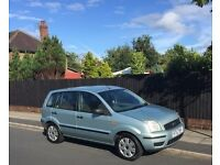Excellent Condition Ford Fusion 1.4 Low Mileage