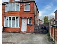3 bedrooms in Rooms, 38 Brentbridge Road, Fallowfield, Manchester, M14 6AS