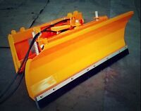Huge Discount on Dozer Blade and Snow Pusher with FREE shipping!