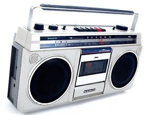 Looking for a 1980's Boom Box
