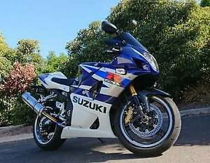 2004 GSX-R1000 Road Manual - Stock Number 100748 Evanston Gawler Area Preview