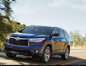 Toyota Highlander highbrid limited