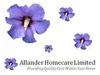 Specialist Homecare Workers