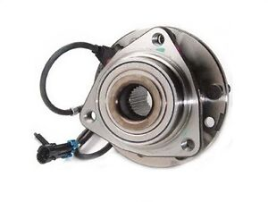 NEW  98-05 S10 15 BLAZER JIMMY FRONT HUB WITH SENSOR NEW