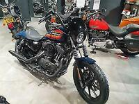 Harley-Davidson XL1200N Sportster Iron ABS (Colour) 2020MY