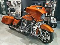 Harley-Davidson FLHXS Streetglide Special 1690cc 103 Twin Cam