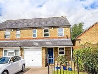 For professional couples/family. Three bed house available in leafy Harrow on the Hill.