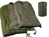 Canadian Down Sleeping /Bag System, Army Issue