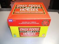 only fools and horses complete dvd collection 7 series and 15 christmas specials on 26 discs