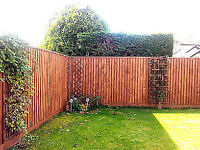 LOWCOST FENCING INSTALLATION AND REPAIRS/GARDEN GATES MADE TO SPEC