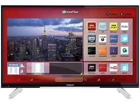 """48"""" HITACHI SMART WIFI FHD LED TV CAN DELIVER"""