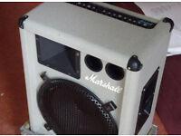 Marshall 8015 Keyboard Amplifier 4 channel, 150w amplifier