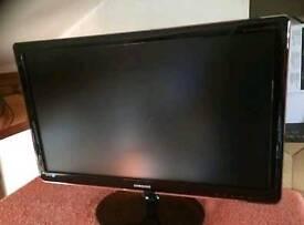 """Samsung 27"""" LED/HDMI Monitor"""