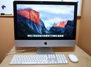 "Apple iMac 20""_Core2Duo_A1224_2.26GHz_4GB_160GB_Camera_Ready2 Go"
