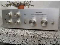 Trio stereo amplifier model KA3700 mint condition