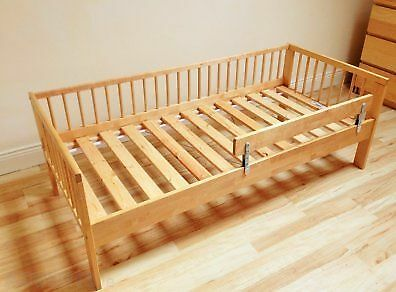 Almost new! IKEA 'Gulliver' junior/toddler/kid bed frame ...