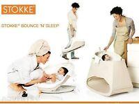 Stokke Bounce 'N' Sleep (Day bed & Bouncer)