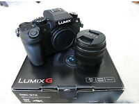 Lumix G7 Brand New Includes rode microphone