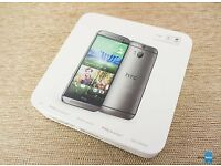 HTC UNLOCKED BRAND NEW M8 UNLOCKED