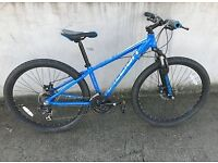 Mountain Bike - Raleigh Helion 2.0 / 44 inches New / Electric blue