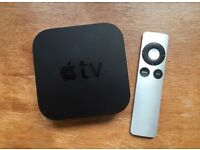 Apple TV 2nd Generation - barely used
