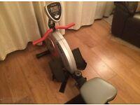 york aspire rowing machine